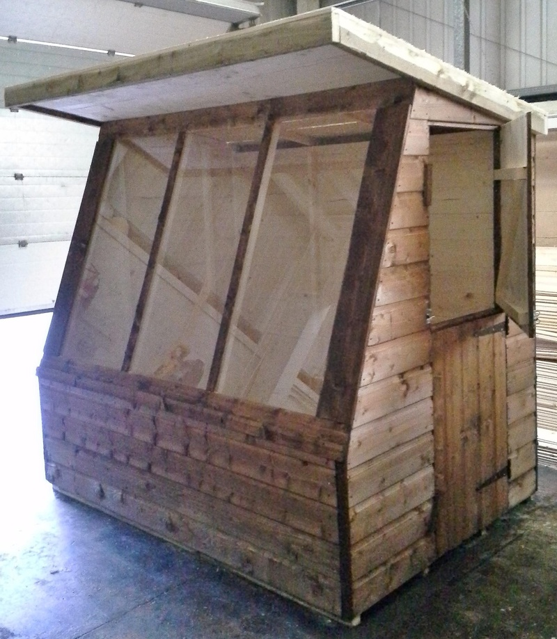 Potting Shed (7' x 5')